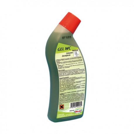Détartrant Désinfectant WC - 750 ml