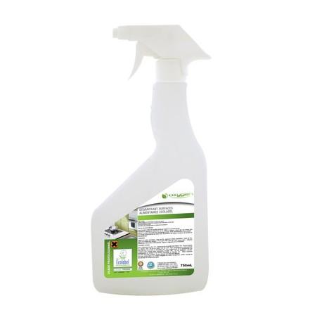 Dégraissant Surfaces Alimentaires Ecolabel - 750ml