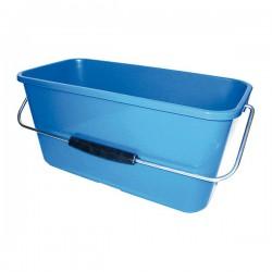 Seau rectangulaire 12 litres