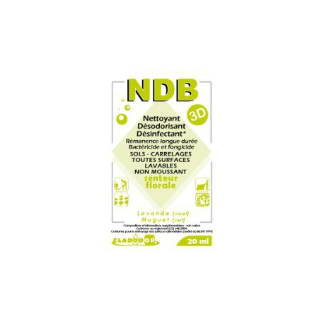 26 dosettes NDB 3D multi-surfaces - Muguet