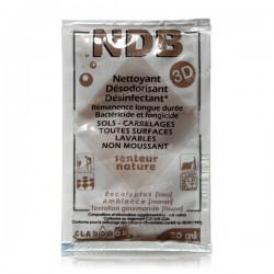 250 Dosettes NDB - 3D -Pamplemousse