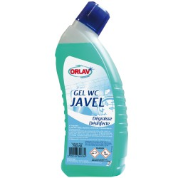Gel WC  javel  - 750 ml - ORLAV
