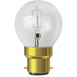 Ampoule sphérique Eco Halogène  46W B22