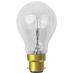 Ampoule standard  Eco Halogène  à baÏonnette