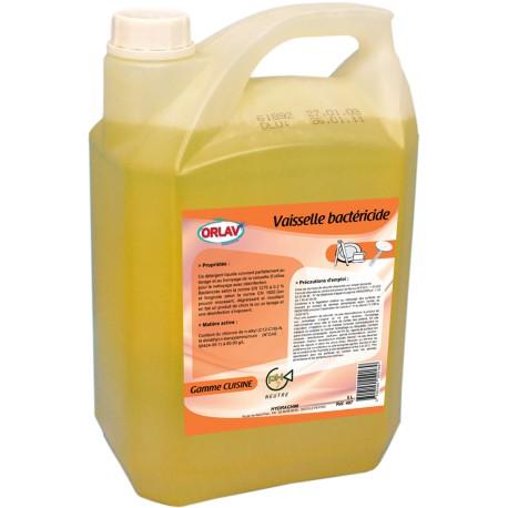 Liquide vaisselle plonge bactéricide