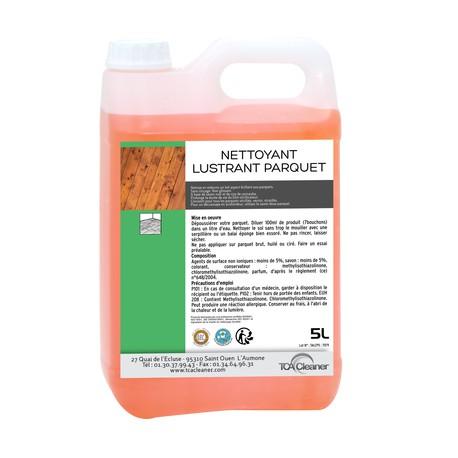 Nettoyant parquets stratifiés - 5 Litres