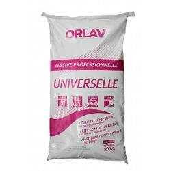 Lessive poudre universelle