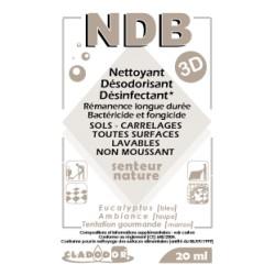 250 Dosettes JEDOR 3D Senteur AMBIANCE