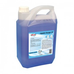 Liquide rinçage eaux douces à moyennement dures ORLAV