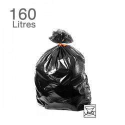 20  Sacs poubelles - 160 L - 55 microns