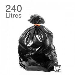 20  Sacs à containers - 240 L - 40  microns