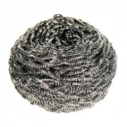 10 Eponge Spirale Inox - 40grs