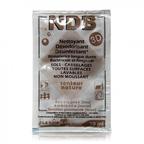 250 Dosettes NDB - Tentation Gourmande
