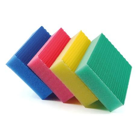 4 éponges Color Clean