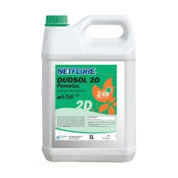 Détergent Désinfectant Netflore Duosol Pomelos - 5 L
