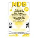 250 Dosettes NDB - 3D - Citron