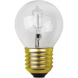 Ampoule sphérique Eco halogène 46W E27