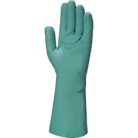 Gant ménage nitrile vert